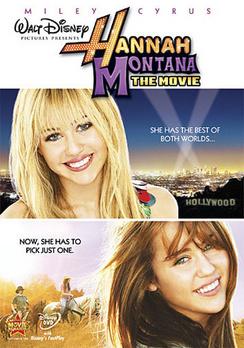Hannah Montana: The Movie - Widescreen - DVD - Used