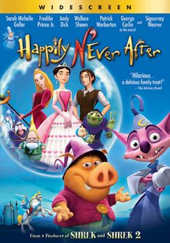 Happily N'Ever After - Widescreen - DVD - Used