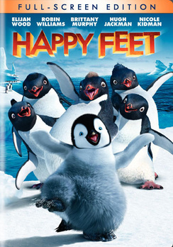 Happy Feet - Full Screen - DVD - Used