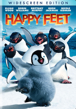 Happy Feet - Widescreen - DVD - Used