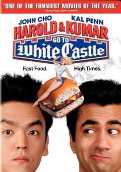 Harold & Kumar Go To White Castle - DVD - Used