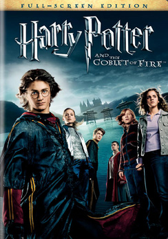 Harry Potter and the Goblet of Fire - Full Screen - DVD - Used