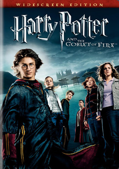 Harry Potter and the Goblet of Fire - Widescreen - DVD - Used