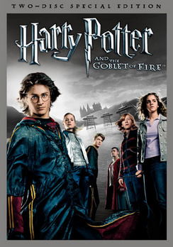 Harry Potter and the Goblet of Fire - Widescreen Special Edition - DVD - Used