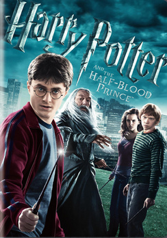 Harry Potter and the Half-Blood Prince - Widescreen - DVD - Used