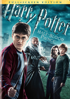 Harry Potter and the Half-Blood Prince - Full Screen - DVD - Used