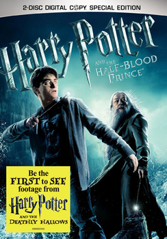 Harry Potter and the Half-Blood Prince - Special Edition - DVD - Used