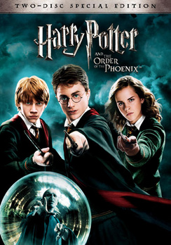 Harry Potter and the Order of the Phoenix - Special Edition - DVD - Used