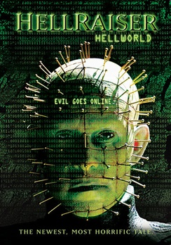 Hellraiser: Hellworld - DVD - Used