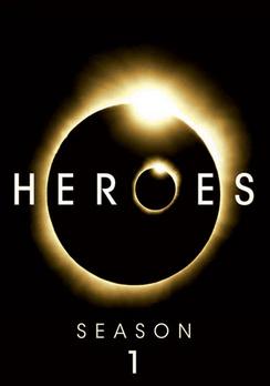 Heroes: Season 1 - Widescreen - DVD - Used
