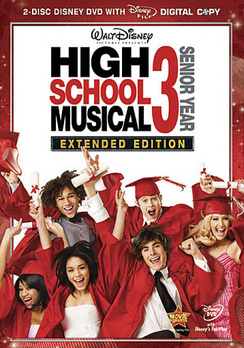 High School Musical 3: Senior Year - Extended Edition - DVD - Used