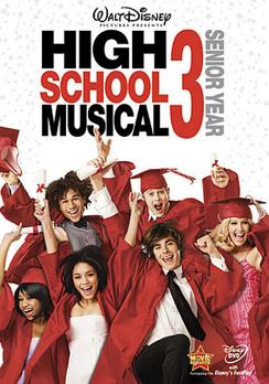 High School Musical 3: Senior Year - DVD - Used