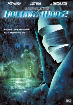 Hollow Man 2 - Widescreen - DVD - Used