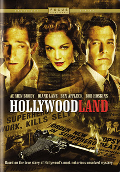 Hollywoodland - Widescreen Spotlight Series - DVD - Used