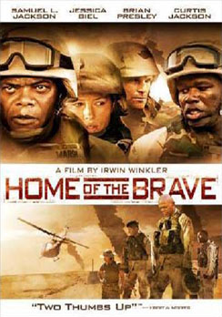 Home of the Brave - DVD - Used