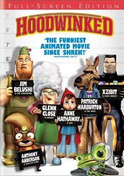 Hoodwinked - Full Screen - DVD - Used
