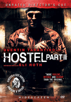 Hostel: Part II - Unrated Director's Cut - DVD - Used
