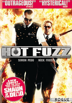 Hot Fuzz - Widescreen - DVD - Used