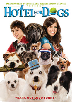 Hotel for Dogs - Full Screen - DVD - Used