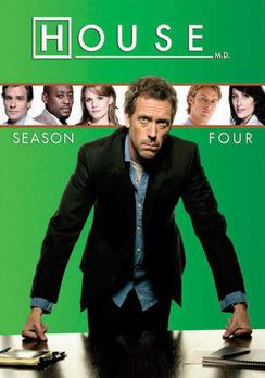House: Season Four - DVD - Used
