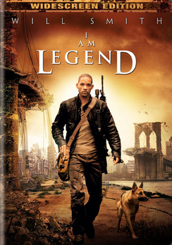 I Am Legend - Widescreen - DVD - Used