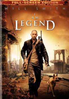I Am Legend - Full Screen - DVD - Used