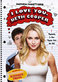 I Love You, Beth Cooper - Widescreen - DVD - Used