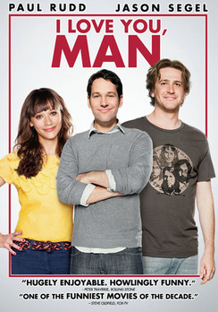 I Love You, Man - DVD - Used