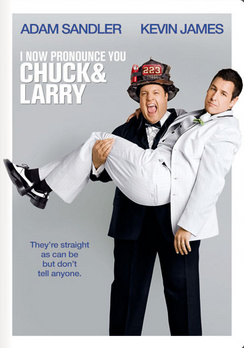 I Now Pronounce You Chuck and Larry - Full Screen - DVD - Used