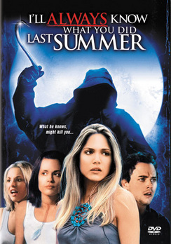 I'll Always Know What You Did Last Summer - Widescreen - DVD - Used