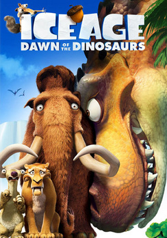 Ice Age: Dawn of the Dinosaurs - Widescreen - DVD - Used