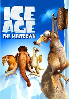 Ice Age: The Meltdown - Widescreen - DVD - Used