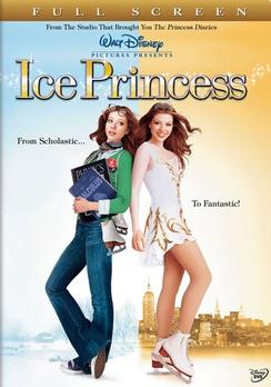 Ice Princess - Full Screen - DVD - Used