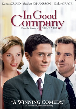 In Good Company - Full Screen - DVD - Used