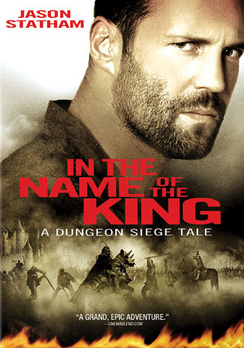 In the Name of the King: A Dungeon Siege Tale - Widescreen - DVD - Used
