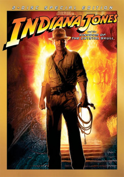 Indiana Jones and the Kingdom of the Crystal Skull - Special Edition - DVD - Used