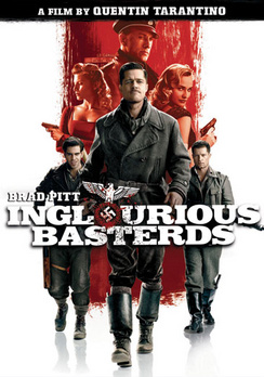 Inglourious Basterds - DVD - Used