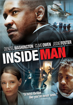 Inside Man - Widescreen - DVD - Used