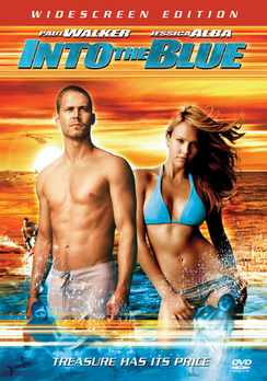 Into The Blue - Widescreen - DVD - Used