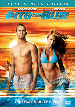 Into The Blue - Full Screen - DVD - Used