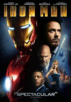 Iron Man - Widescreen - DVD - Used
