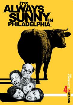 It's Always Sunny in Philadelphia: Season 4 - DVD - Used