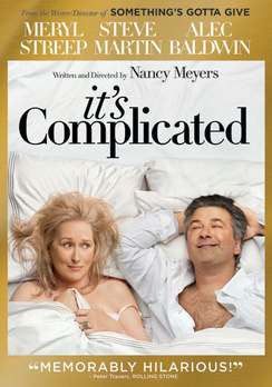 It's Complicated - Widescreen - DVD - Used