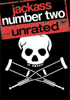 Jackass: Number Two - Widescreen Unrated - DVD - Used