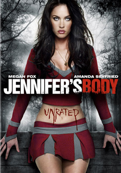 Jennifer's Body - Unrated - DVD - Used