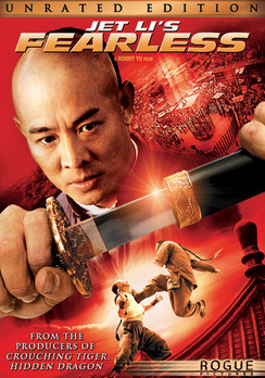 Jet Li's Fearless - Widescreen Unrated - DVD - Used
