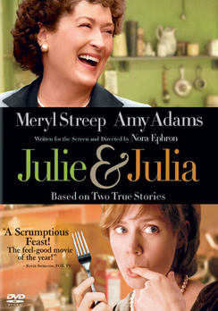 Julie & Julia - Widescreen - DVD - Used