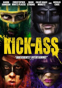 Kick-Ass - DVD - Used