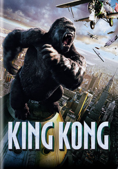 King Kong - Widescreen - DVD - Used
