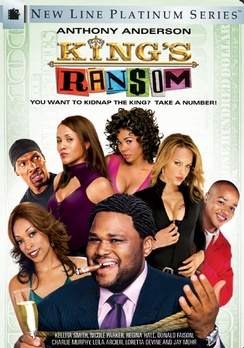 King's Ransom - Platinum Series - DVD - Used